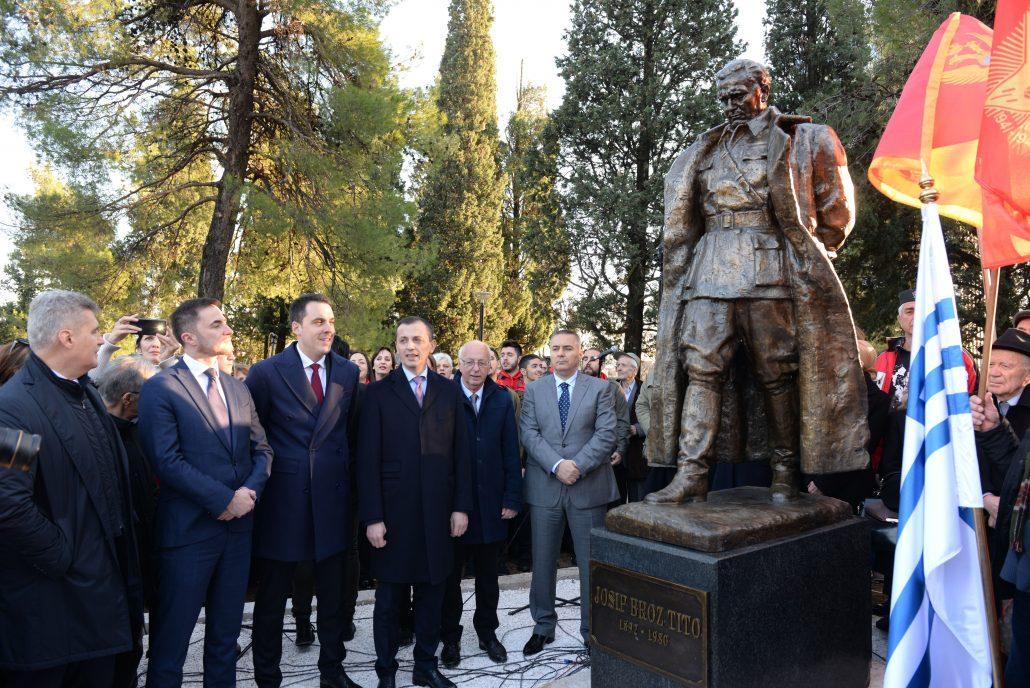 Vukovic Josip Broz Tito Bio Je I Ostao Personifikacija